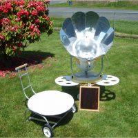 Solar Chef oven